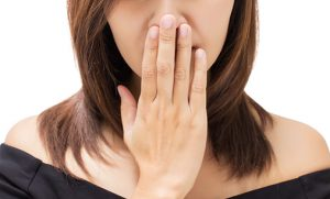 Halitosis / bad breath
