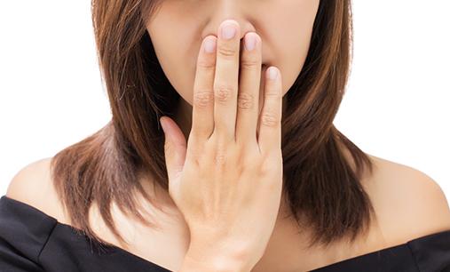 Halitosis / bad breath